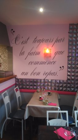 Le Lude, Frankrijk: Creperie Ker Baudine