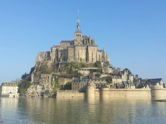 Pontorson, France: Mont Saint-Michel