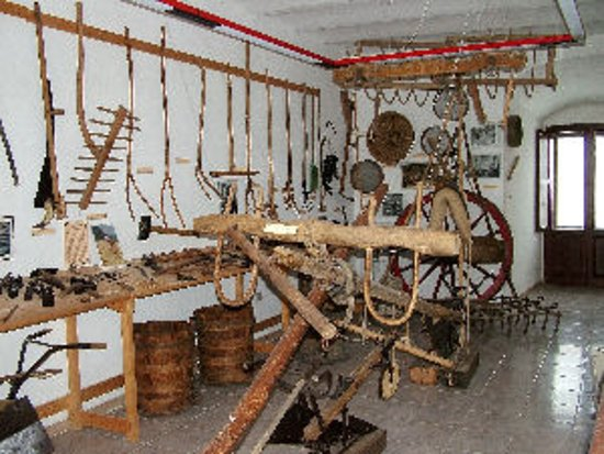 Borrello, Italy: Sala interna del museo