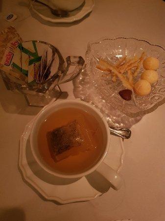 "La Table D""Or Mediterranee: Chá"