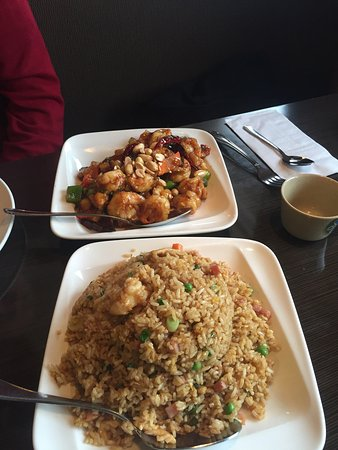 Rolling Meadows, IL: Chef Ping