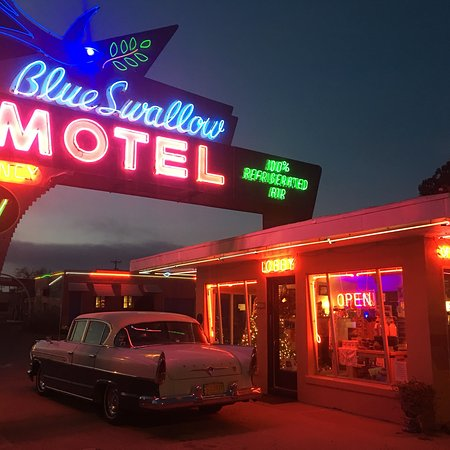 Blue Swallow Motel: photo4.jpg