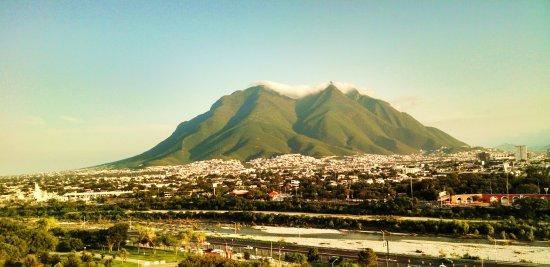 Parque Fundidora : cima del Museo de Acero