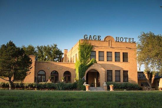 GAGE HOTEL (Marathon, Texas) - Hotel Reviews, Photos, Rate ...