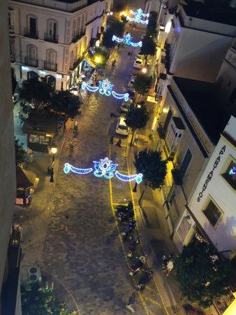 Hotel Misiana view