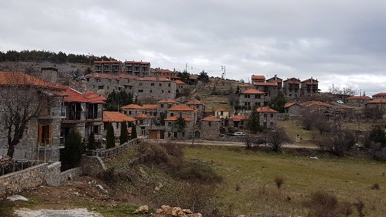 Traditional Village of Agios Athanasios