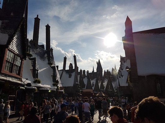 Juego Picture Of The Wizarding World Of Harry Potter Orlando