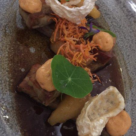 Smoked pork belly obr zek za zen terrace kitchen for Terrace kitchen rotorua