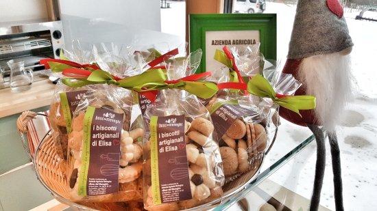 Molina di Ledro, İtalya: I nostri biscotti artigianali e Biologici