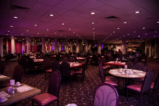 Lakeville, PA: The Colosseum Dining Room