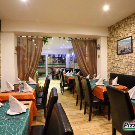 Geilenkirchen, Tyskland: Pizzeria Etna