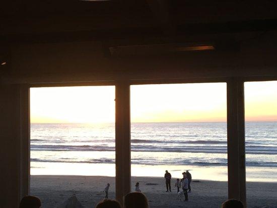Del Mar, CA: Christmas Eve 2017 sunset