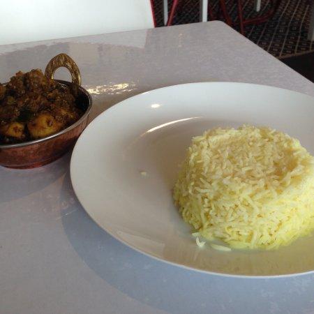 Curry Bunga
