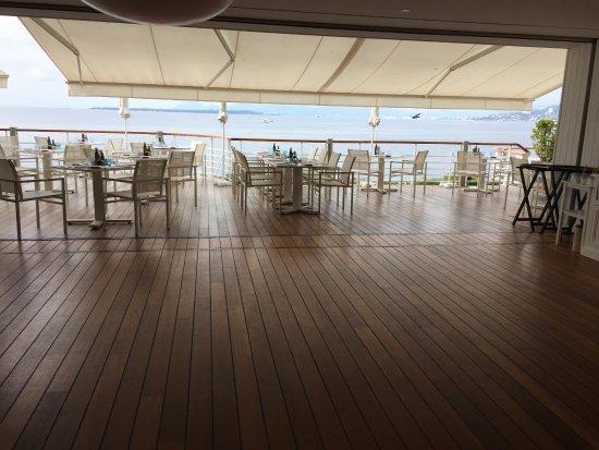 Hotel du Cap-Eden-Roc : Restaurant