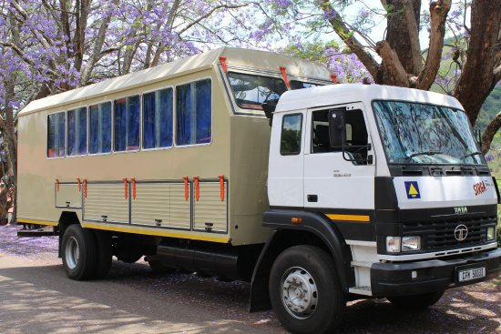 Overland Truck Rental Southern Africa - Picture of Avo