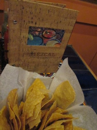 Lutherville Timonium, MD: chips and salsa