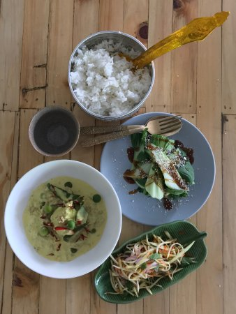 Oak Beach, Australia: Thai Banquet photo