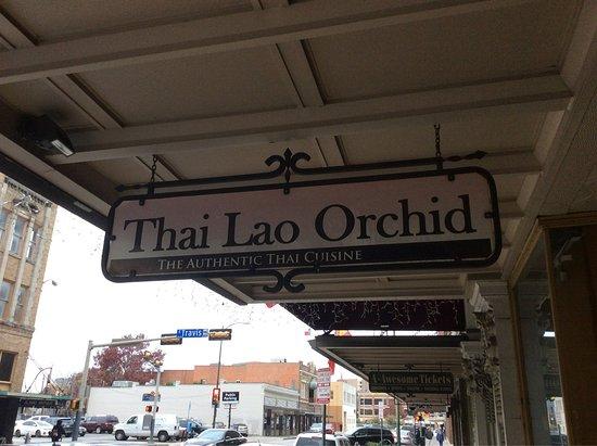 Thai Orchid Restaurant San Antonio