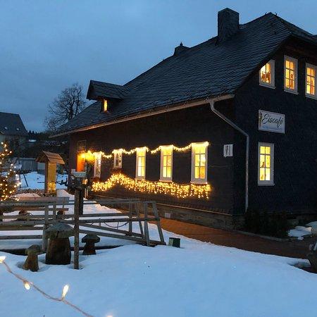 Neuhaus am Rennweg, Tyskland: Eiscafe Limbach