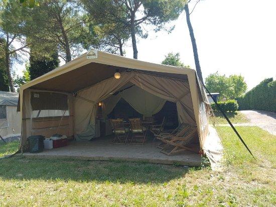 Camping Bella Italia: 20170607_152226_large.jpg