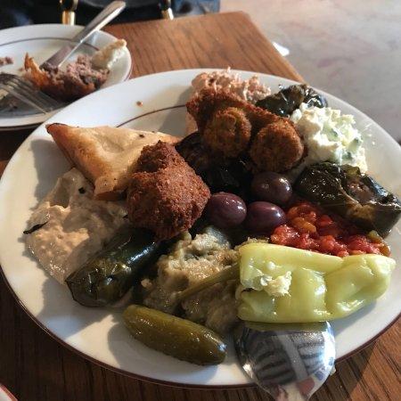 Lebanese Restaurant Paris Le Marais