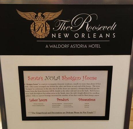 The Roosevelt New Orleans, A Waldorf Astoria Hotel: Inside Teddy Bear Cafe