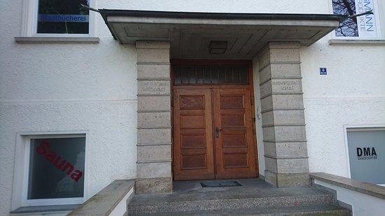 Stadtbucherei Lauingen