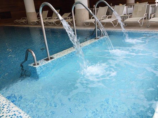 Hotel Park Piolets: Le Spa de l'hotel