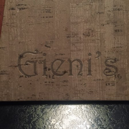 Gieni's Fine Family Restaurant: photo0.jpg