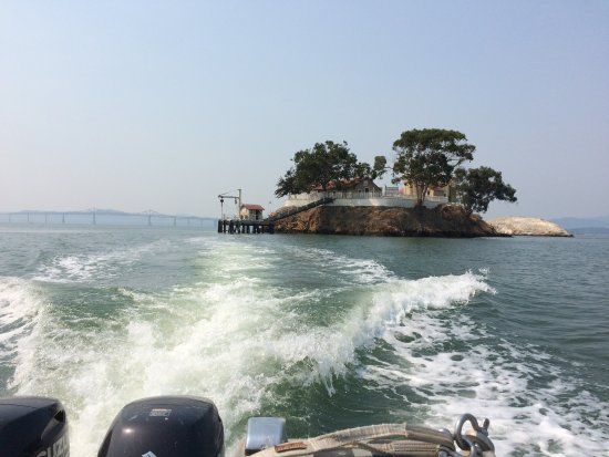 Point Richmond, Kalifornien: Boat ride back
