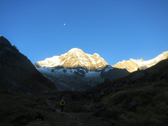 Annapurna Foothills Treks & Expedition