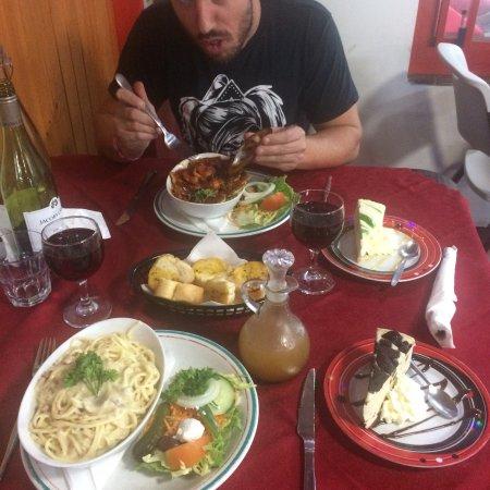 Italian Restaurant Flynns Beach