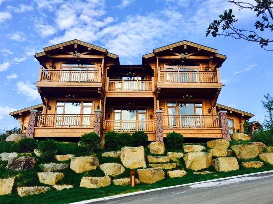 Changbaishan Luneng Resort Maplewood Chalet