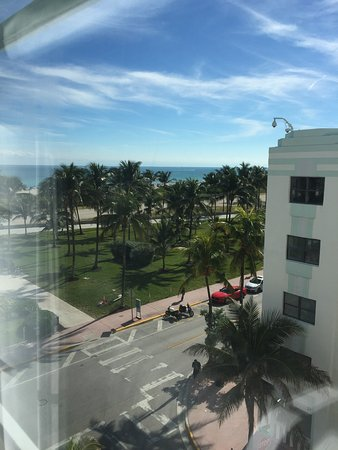 "Winter Haven, Autograph Collection: View from ""partial ocean view"" room"
