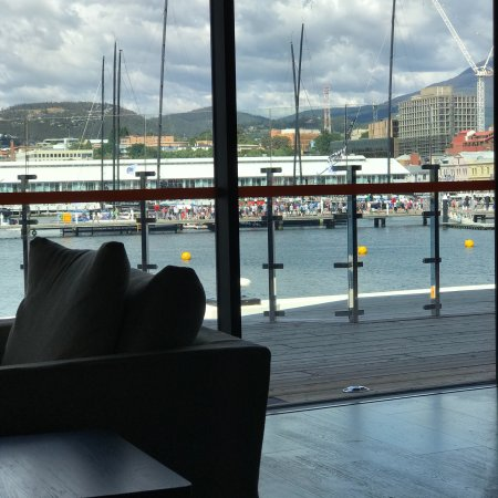 Old Wharf Restaurant Hobart Review