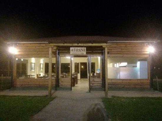 Postal nocturna de nuestro Restaurante.