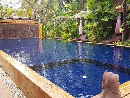 Siddharta Boutique Hotel: 20171227_100446_large.jpg