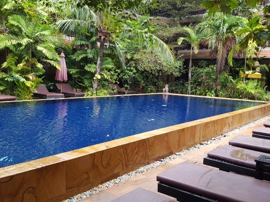 Siddharta Boutique Hotel: 20171227_100355_large.jpg