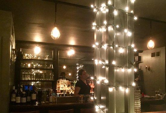 Chatham, Estado de Nueva York: Downstairs bar
