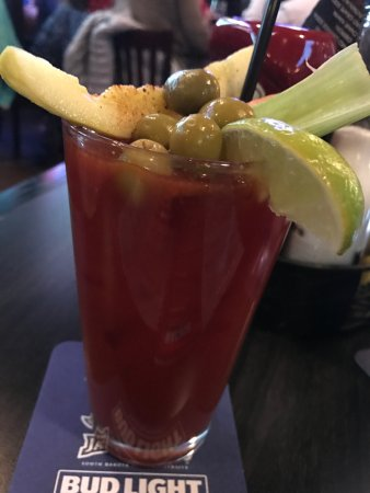 Cubby's Sports Bar & Grill: Bloody Mary - Spicy - excellent