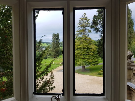 Llandderfel, UK: View from Conwy room