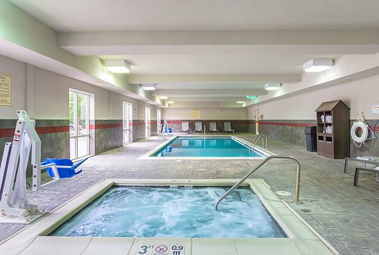 Pool Picture Of Comfort Suites At Virginia Center