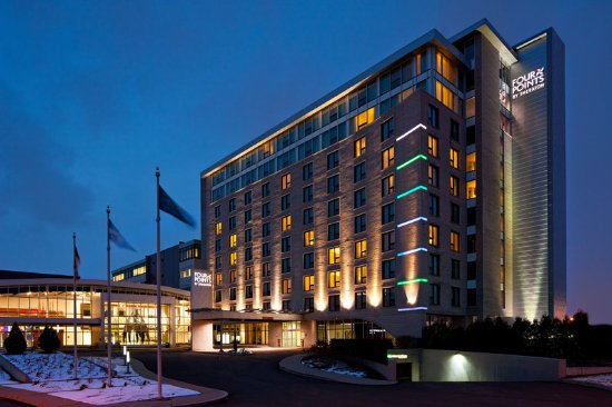 Four Points by Sheraton Levis Convention Centre Hotel