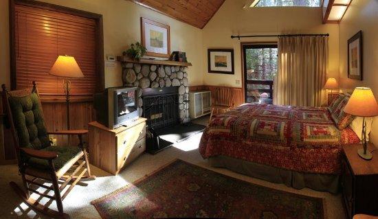 Idyllwild, Kaliforniya: Guest room