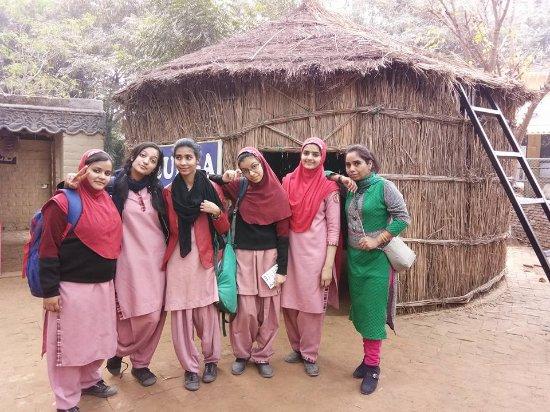 Jhajjar, Indie: Pratapgarh Farm, Haryana