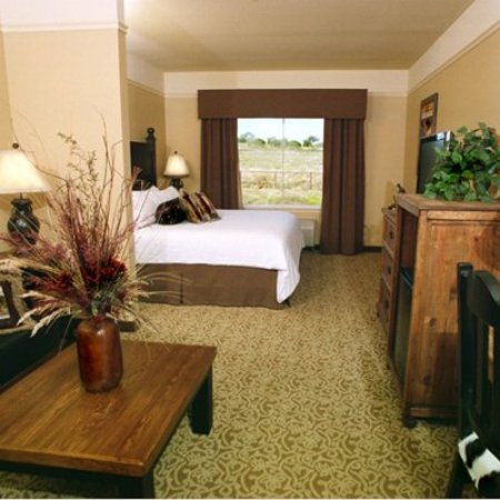 Hamilton, Техас: Guest room