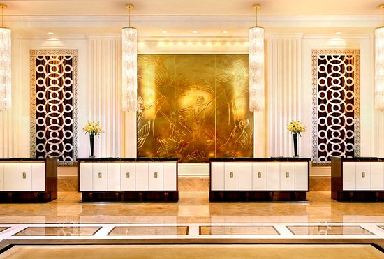 Trump International Hotel Las Vegas: Lobby