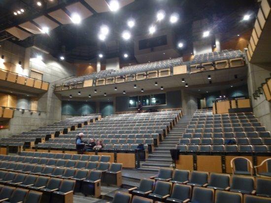Nanaimo, Canada: Look into the hall