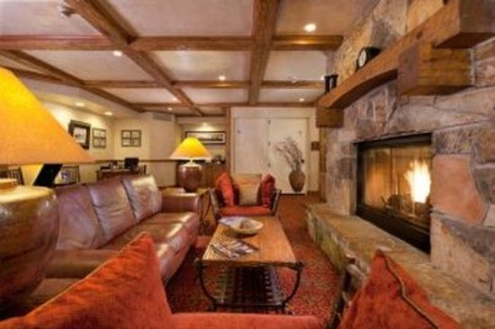 EagleRidge Lodge: Lobby