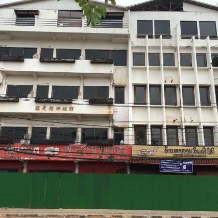 Inter City Boutique Hotel: It was close on December 2018